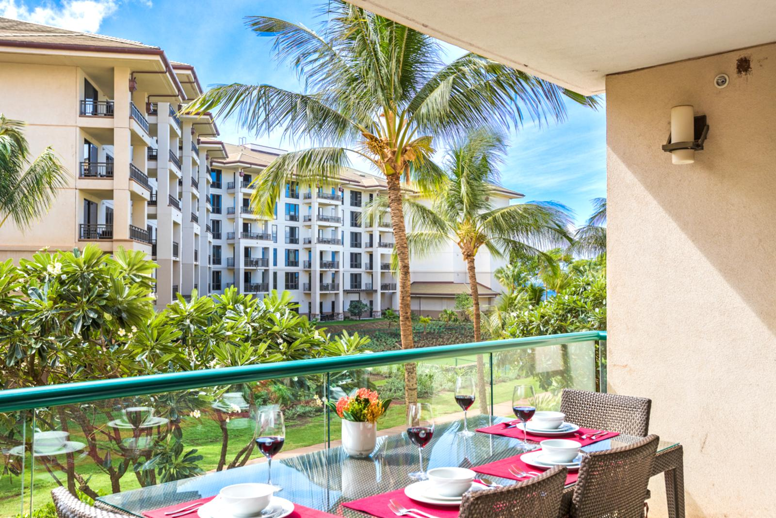 Beautiful tropic views, escape to this paradise