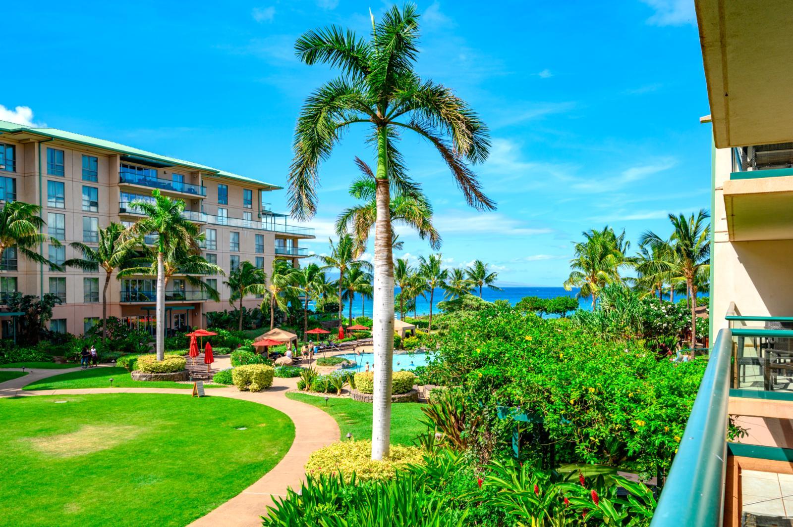 Welcome to Honua Kai Resort Hokulani Tower unit 247 Ocean View