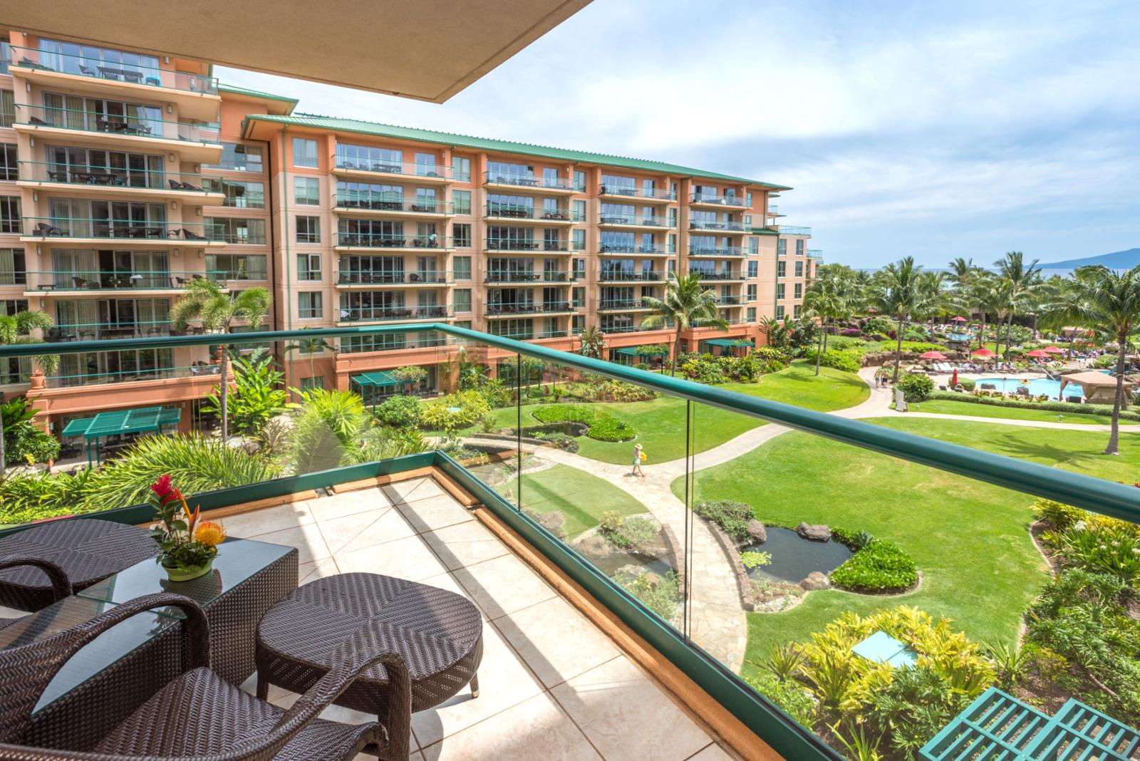 Beautiful ocean views! Welcome to Honua Kai Konea Tower Unit #439