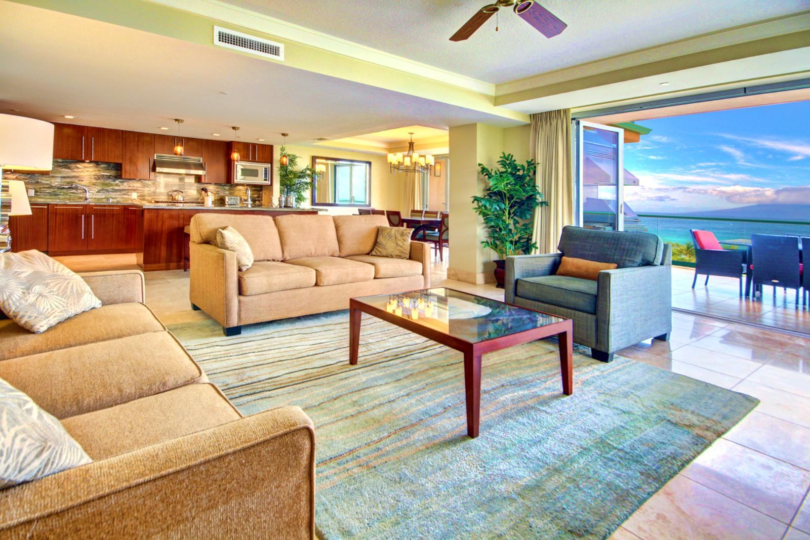 kbm hawaii honua kai hkk 550 luxury vacation rental at beach