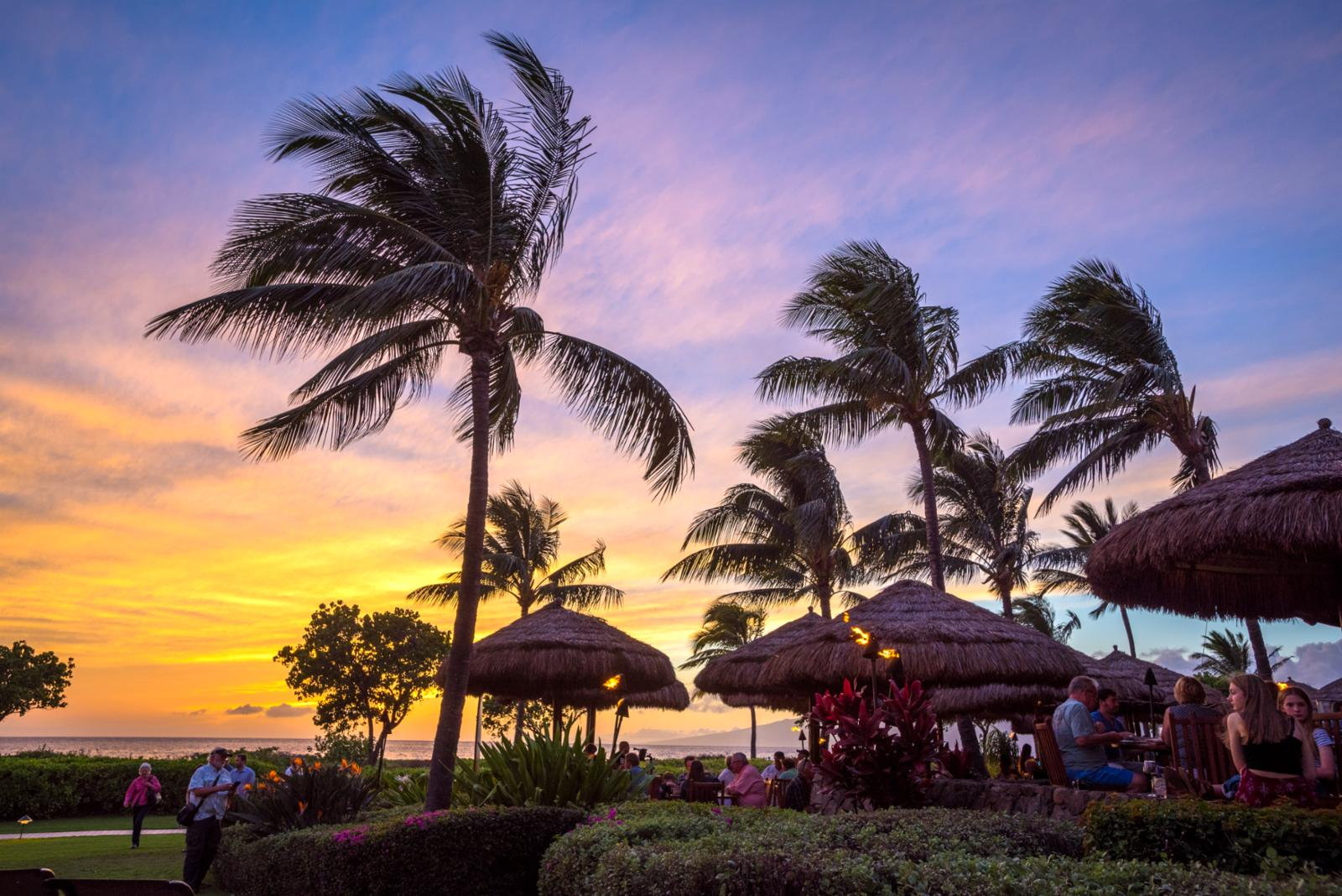 Beautiful sunsets for every night of your stay