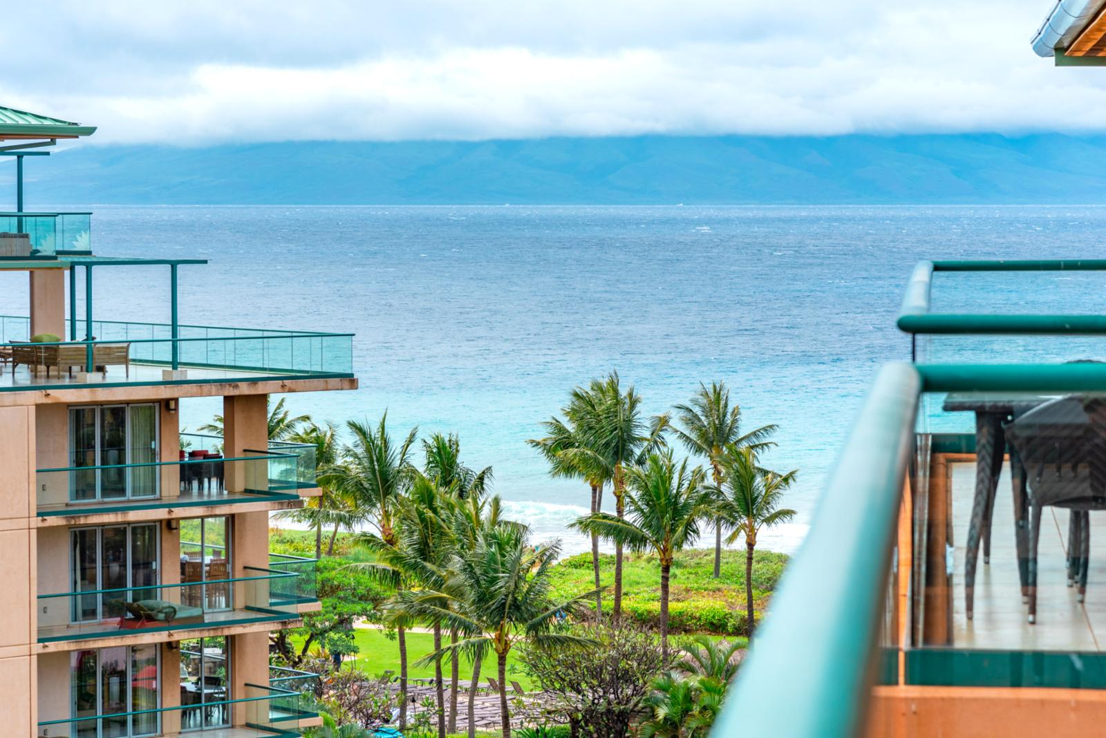Ocean views just a few steps out your door!