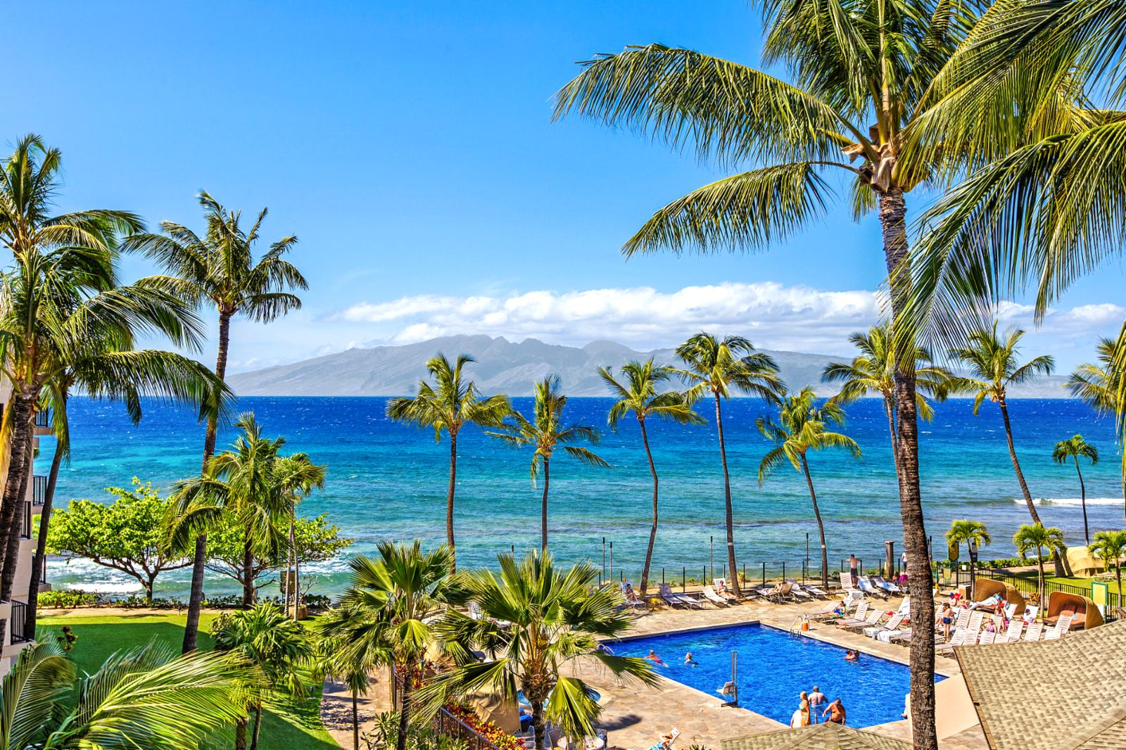 Welcome to Kaanapali Shores unit 455!