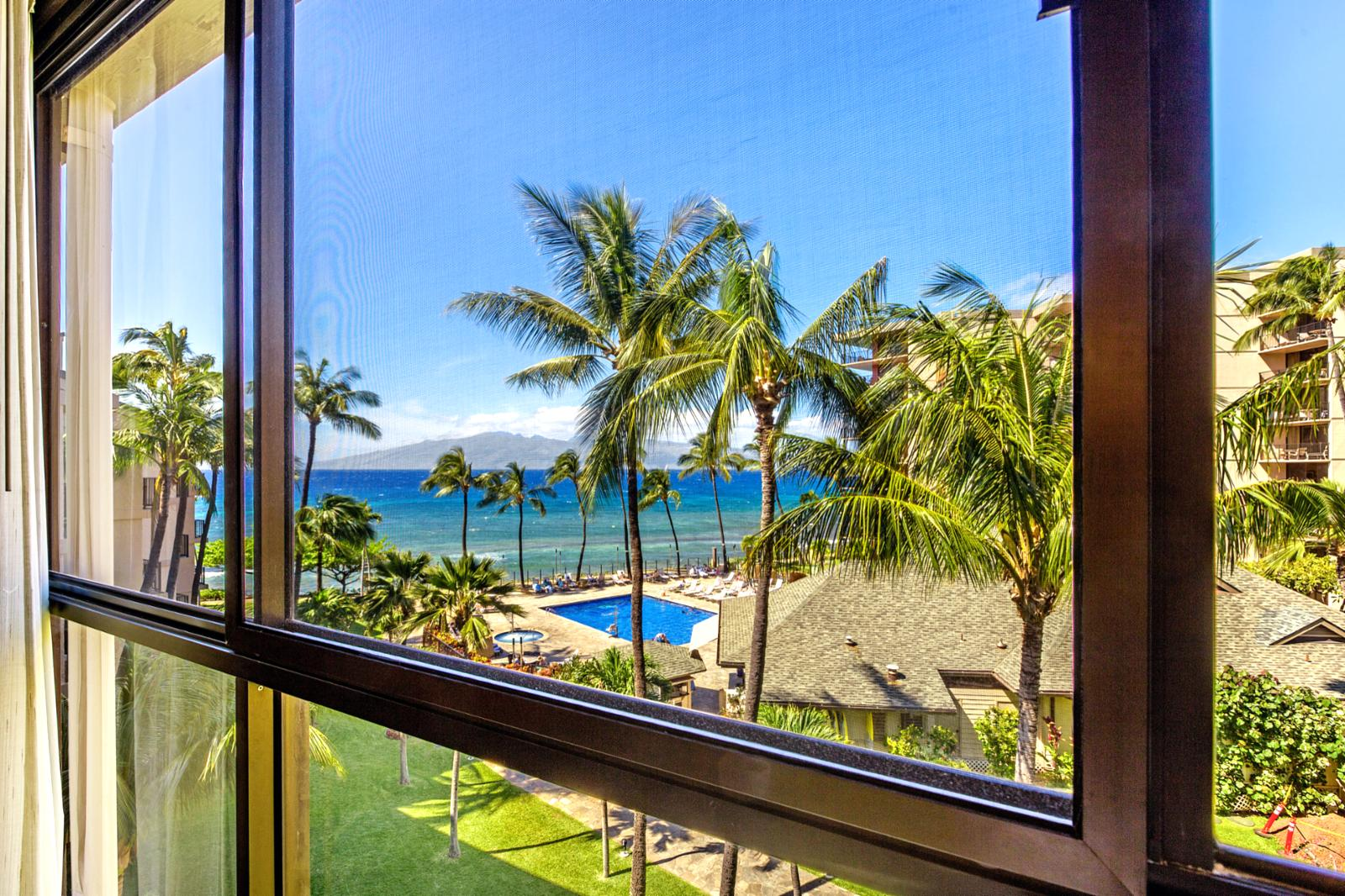 Ocean views from your bedroom or perfect nightly sunsets, you choose