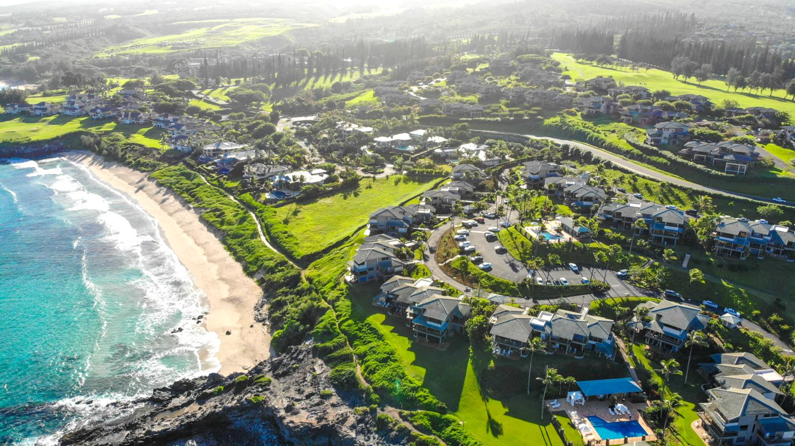 Welcome to The Kapalua Bay resort!