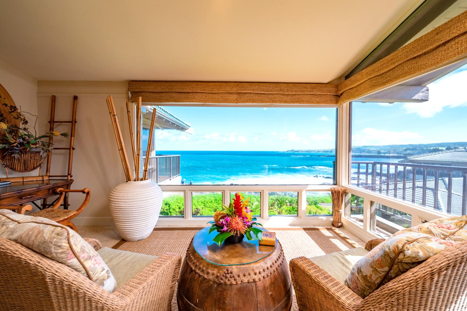 Welcome to your paradise, Kapalua Bay Villa 34B3!
