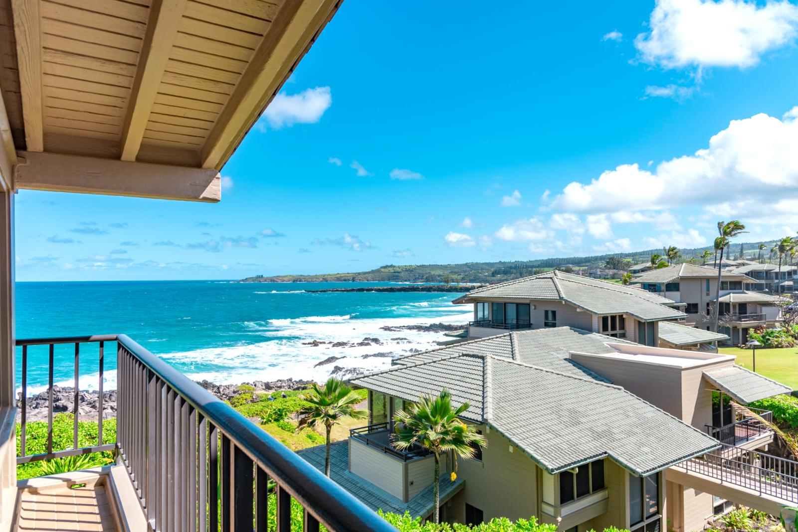 Easy beach access just steps away from your unit