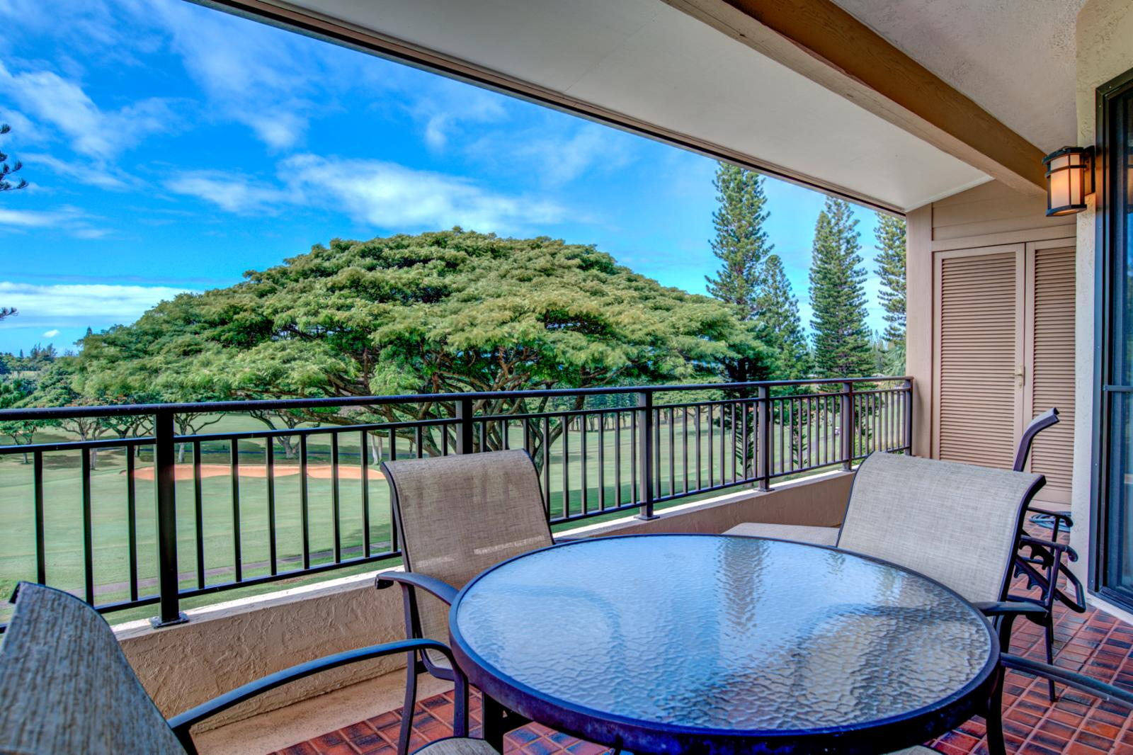 Welcome to Kapalua Golf Villa 14V-1 Steps away from the world class Bay Course!