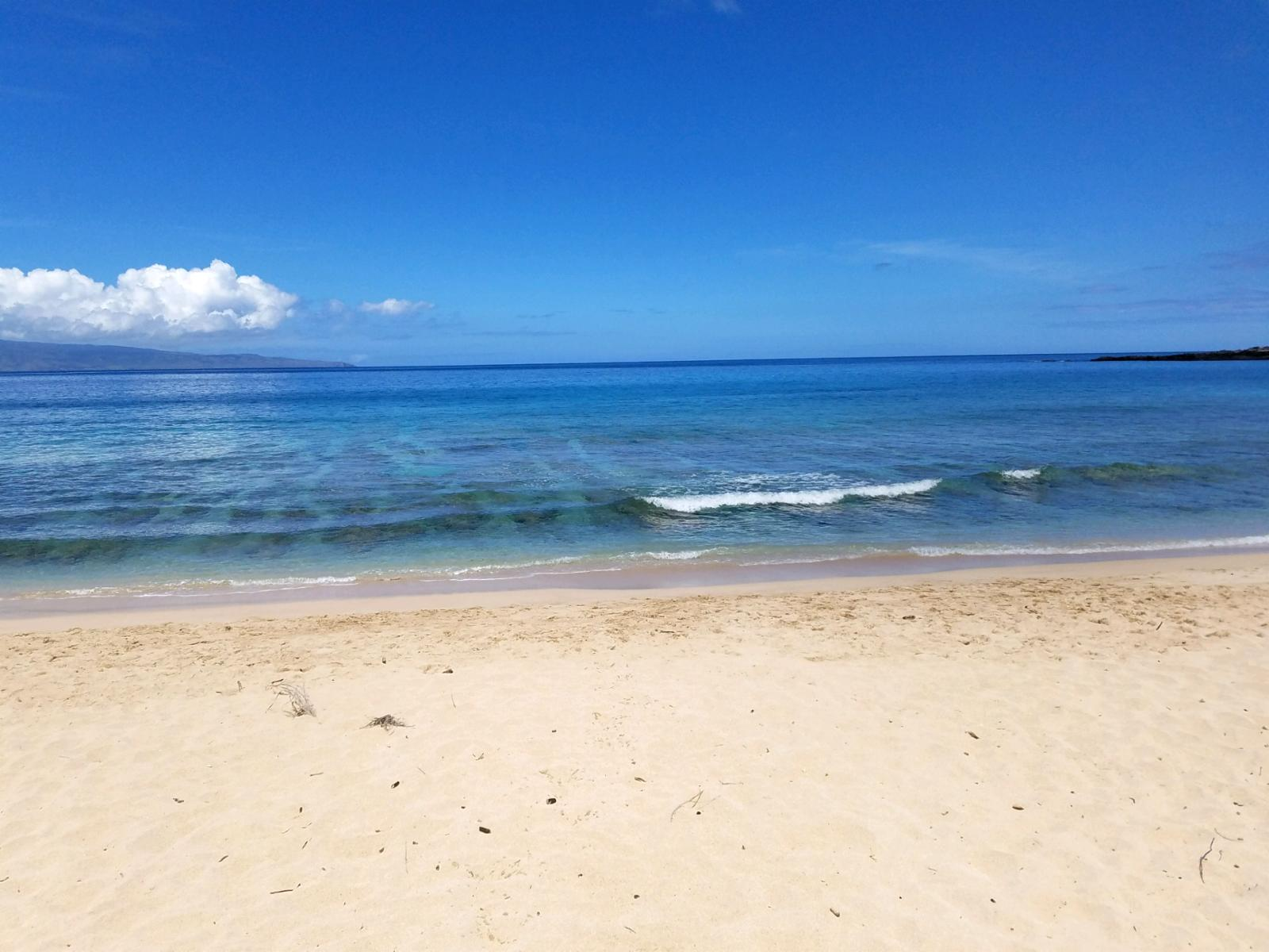 Kapalua Bay is perfect to catch some vitamin sea!