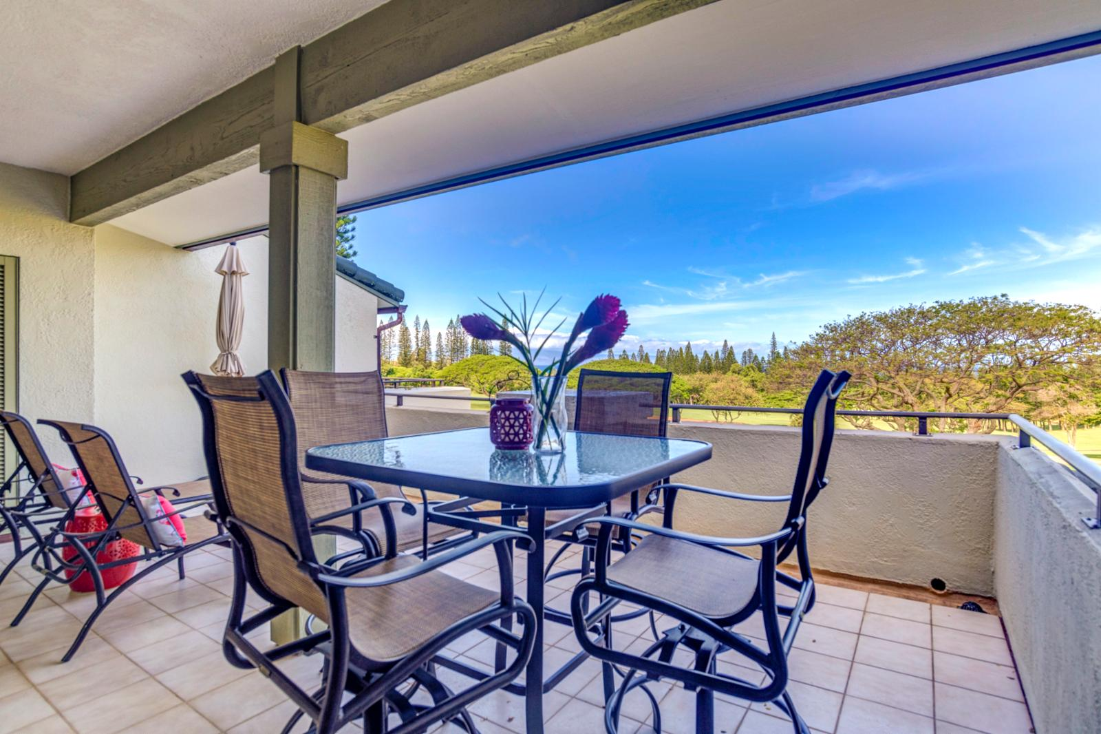 Welcome to Kapalua Golf Villa 16T4 located in the world famous Kapalua Resort!