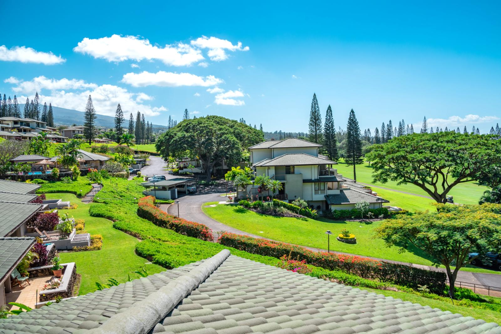 Welcome to the world famous Kapalua Resort! Villa 19T1
