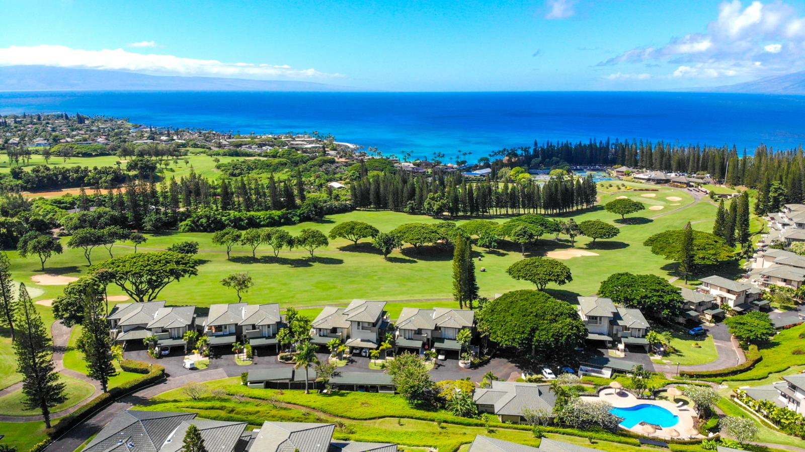 Are you ready to live like this in the exclusive Kapalua Golf Villas?