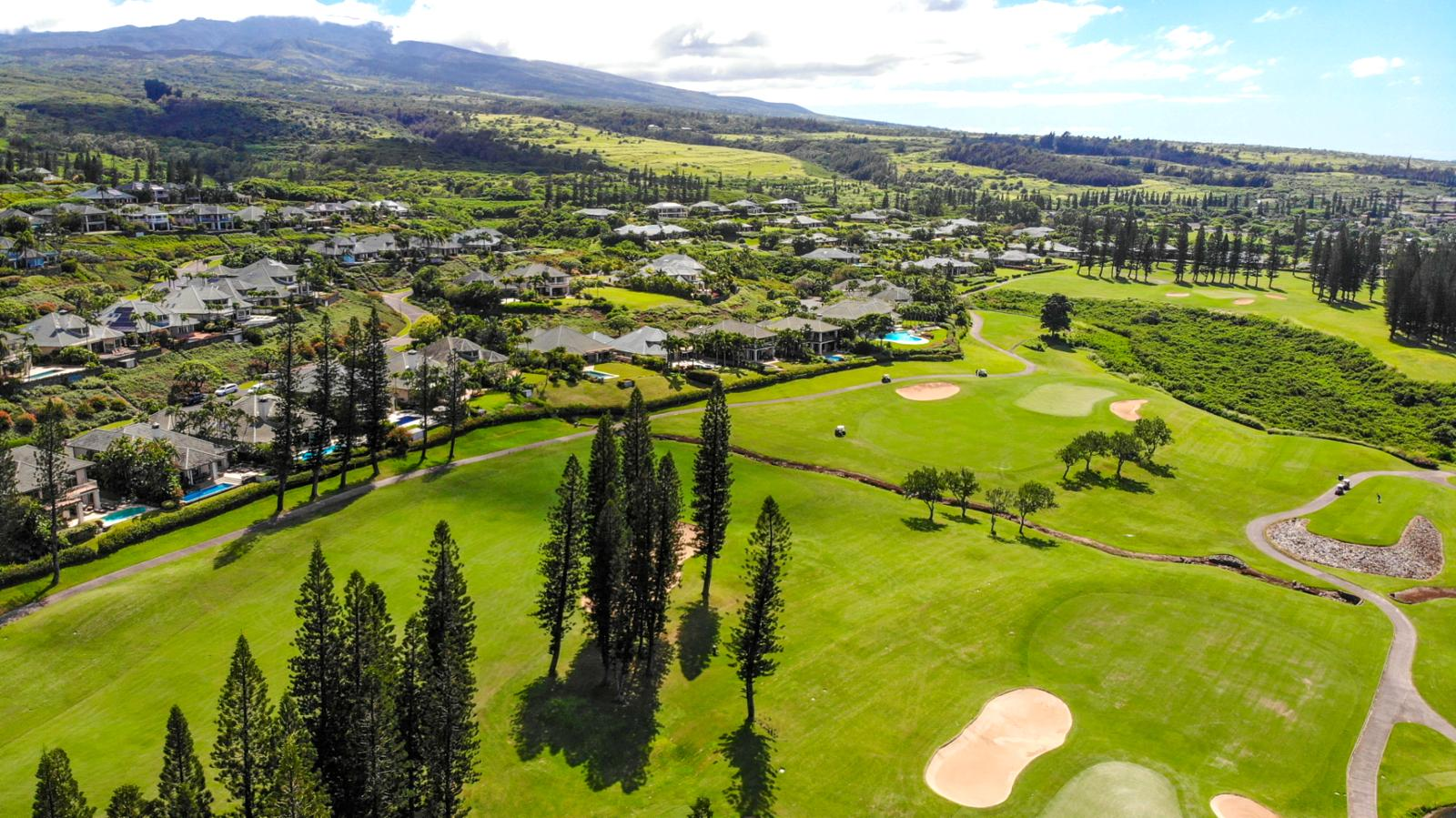 Welcome to the World Famous Kapalua Resort!