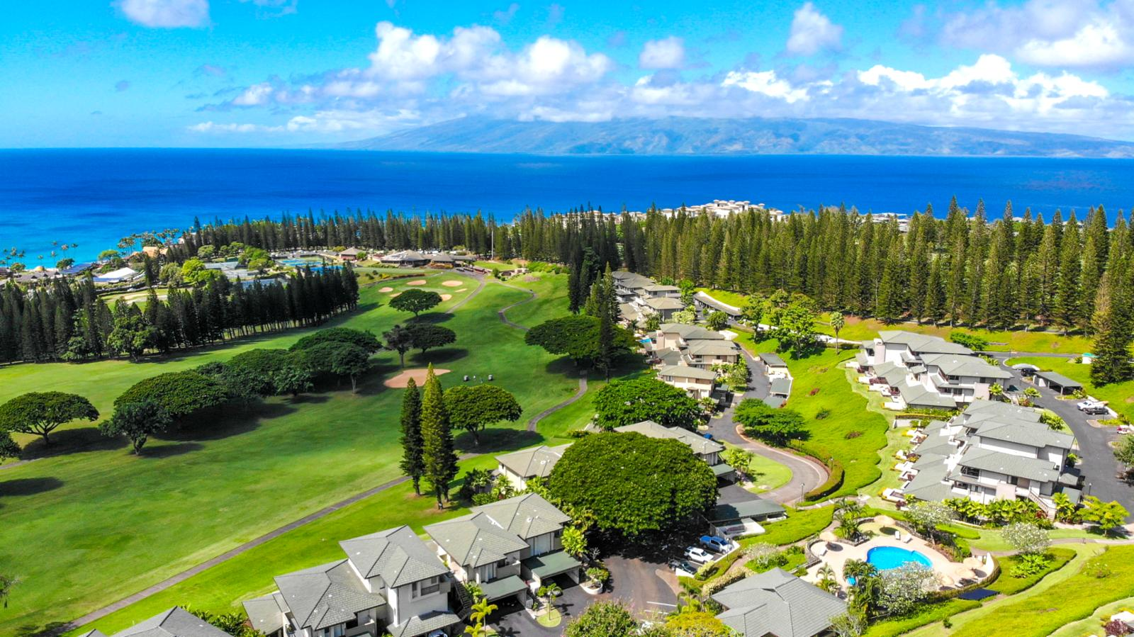 Welcome to the World Famous Kapalua Resort! Villa #19T3