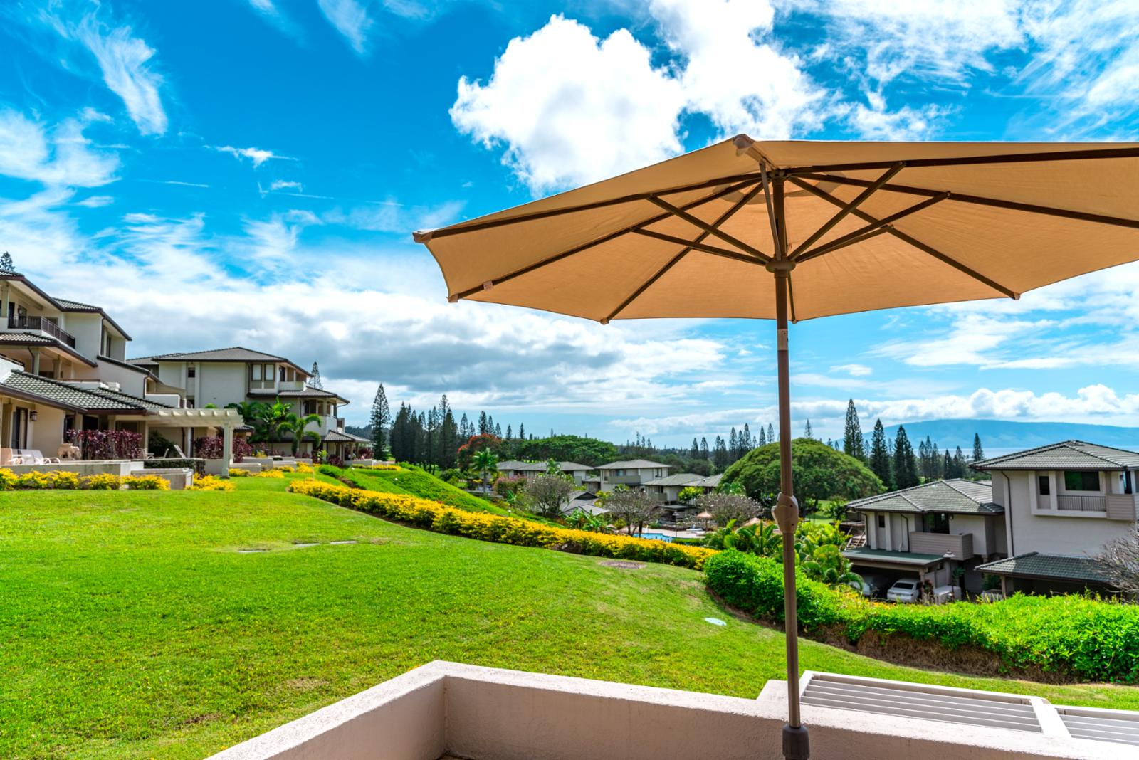 Alluring views of Kapalua