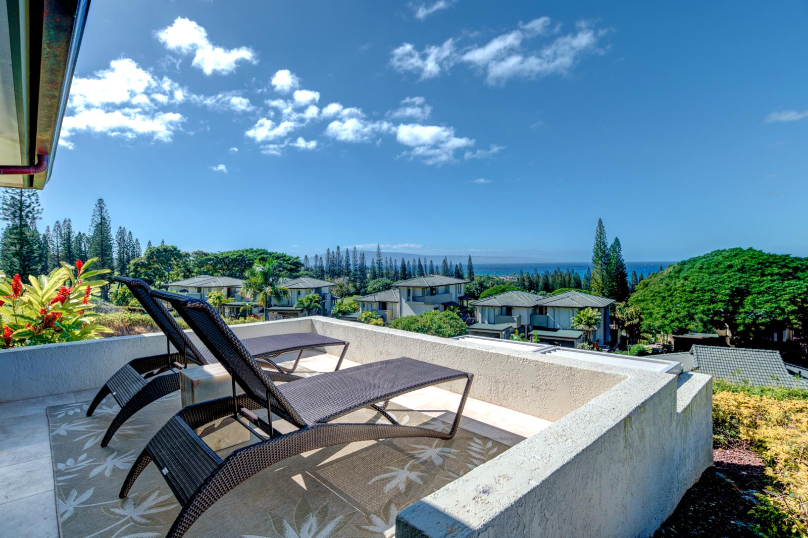 Welcome to Kapalua Golf Villas 23P1-2! Located in the heart of Kapalua Resort!