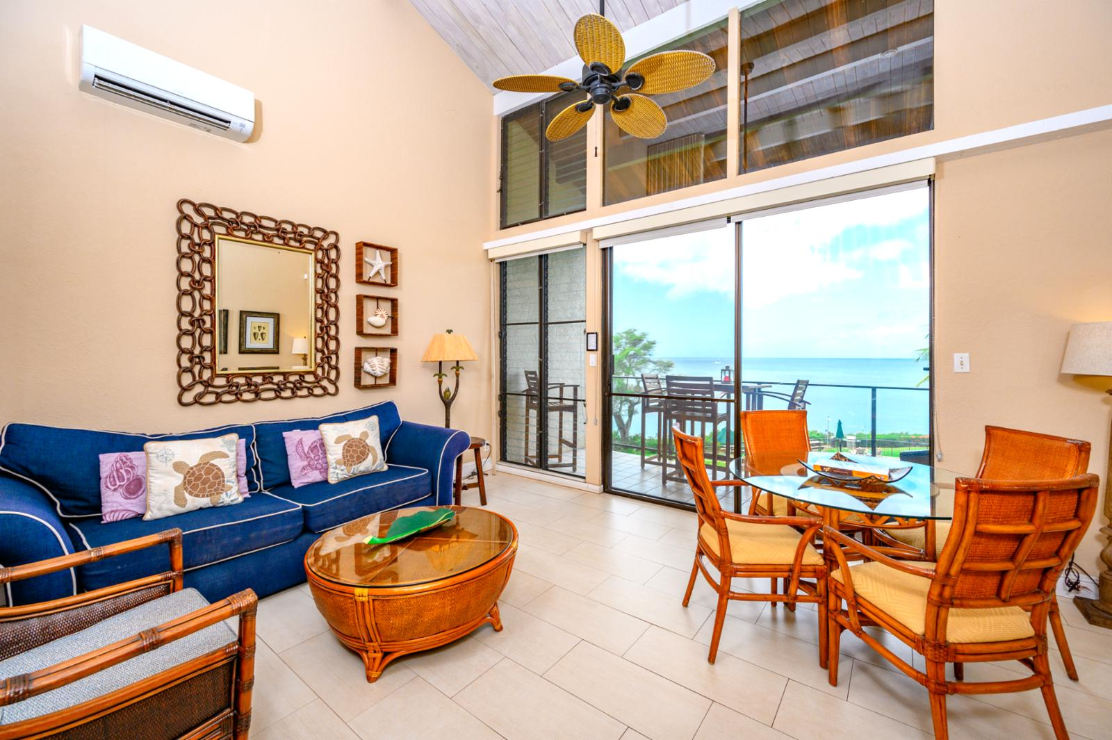 Gorgeous Napili Bay views from your villa