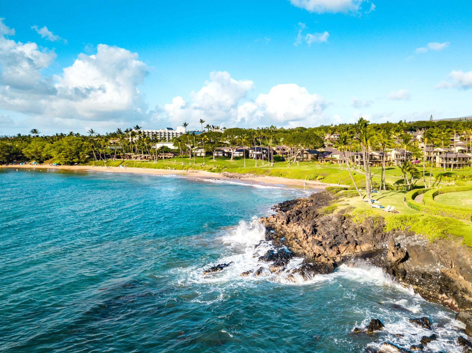 Welcome to the exclusive Wailea Elua Village, located in the heart of Wailea!