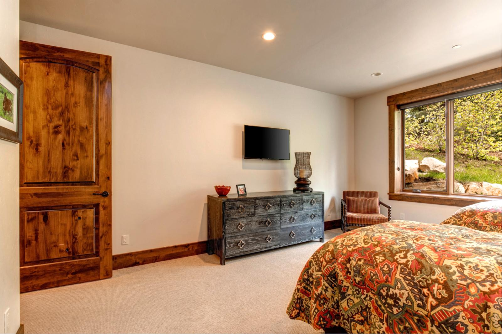 Picturesque views and plenty of room, enjoy!