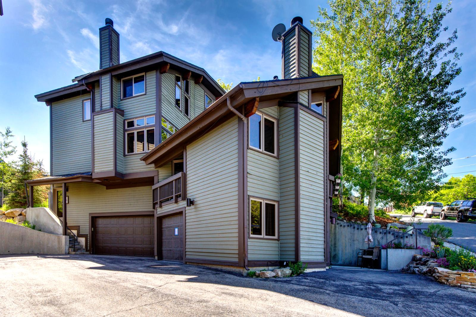 Full scope of the Ontario Townhomes